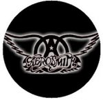 AEROSMITH: Logo (jelvény, 2,5 cm)
