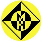 MACHINE HEAD: Logo (jelvény, 2,5 cm)