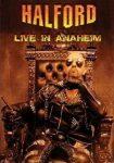 HALFORD: Live In Aneheim (DVD, 180', 2-es kód)