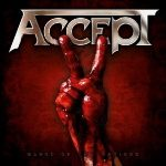 ACCEPT: Blood Of The Nations (CD)