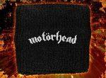 MOTORHEAD: Motorhead logo (frottír csuklószorító)