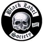 BLACK LABEL SOCIETY: Logo (jelvény, 2,5 cm)