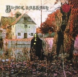 BLACK SABBATH: Black Sabbath (LP+CD)