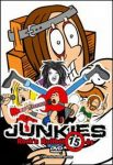 JUNKIES: Rock'n'Rollból 15-ös (DVD, kódmentes)