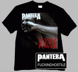 PANTERA: Vulgar Display Of Power (póló)
