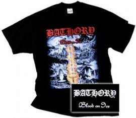 BATHORY: Blood On Ice (póló)