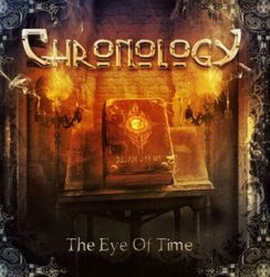CHRONOLOGY: The Eye Of The Time (CD)