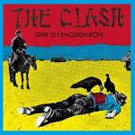 CLASH: Give 'em Enough Rope (LP, 180gr,ltd.)