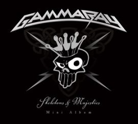 GAMMA RAY: Skeletons & Majesties (EP) (CD)