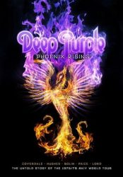 DEEP PURPLE: Phoenix Rising (DVD+CD, 2-es kód, 142')