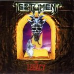 TESTAMENT: Legacy (CD)