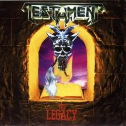 TESTAMENT: The Legacy (CD) (akciós!)