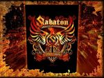 SABATON: Coat Of Arms (hátfelvarró / backpatch)