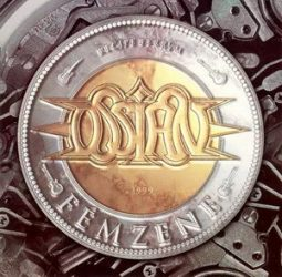 OSSIAN: Fémzene (CD, +5 bonus) (akciós!)