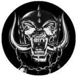 MOTORHEAD: Logo (Warpig) (jelvény, 2,5 cm)
