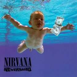 NIRVANA: Nevermind (LP, 180gr, audiophile)