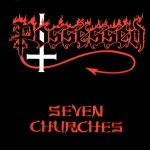 POSSESSED: Seven Churches (remastered) (CD)