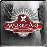 WORK OF ART: In Progress (CD)