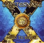 WHITESNAKE: Good To Be Bad (CD, +bonus  CD, poster) (akciós!)