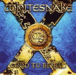WHITESNAKE: Good To Be Bad (CD, +bonus  CD, poster)