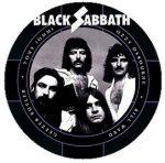 BLACK SABBATH: Band '74 (jelvény, 2,5 cm)