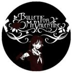BULLET FOR MY VALENTINE: Girl (jelvény, 2,5 cm)