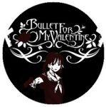 BULLET FOR MY VALENTINE: Girl (jelvény, 2,5 cm)