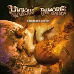VICIOUS RUMORS: Razorback Killers (CD)