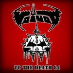VOIVOD: To The Death 84 (casette demo, 15 tracks) (CD)