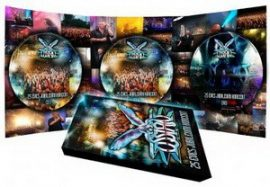 OSSIAN: 25 éves jubileumi koncert (DVD+2CD)