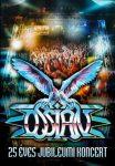 OSSIAN: 25 éves jubileumi koncert (DVD) (akciós!)