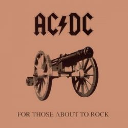 AC/DC: For Those About To Rock (CD, remastered,16 pgs booklet)