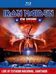 IRON MAIDEN: En Vivo (Blu-ray) (akciós!)