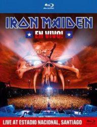 IRON MAIDEN: En Vivo (Blu-ray) (akciós!)