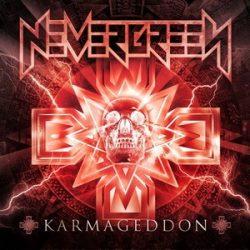 NEVERGREEN: Karmageddon (CD+DVD, Mindörökké)
