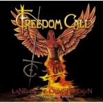 FREEDOM CALL: Land Of The Crimson Dawn (CD, +bonus CD)