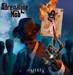 ADRENALINE MOB: Omerta (CD)