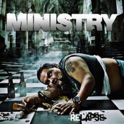 MINISTRY: Relapse (CD)