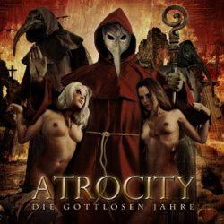 ATROCITY: Die Gottlosen Jahre (2DVD+CD, kódmentes)