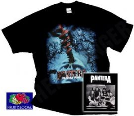 PANTERA: Far Beyond Driven (póló)