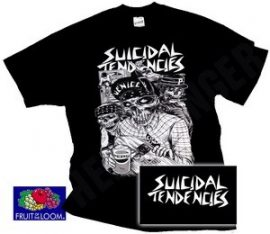 SUICIDAL TENDENCIES: Venice (póló)
