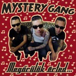 MYSTERY GANG: Megőrülök érted (CD)