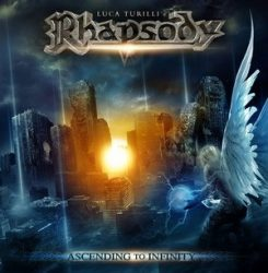 LUCA TURILLI'S RHAPSODY: Ascending To Infinity (CD) (akciós!)
