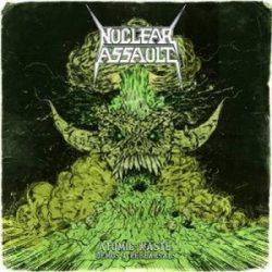 NUCLEAR ASSAULT: Atomic Waste (demos, rehearsals) (CD)