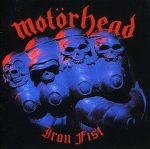 MOTORHEAD: Iron Fist (LP, 180gr, ltd.)