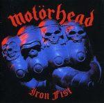MOTORHEAD: Iron Fist (LP, 180gr, ltd.)