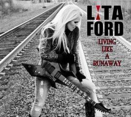 LITA FORD: Living Like A Runaway (CD)