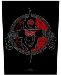 SLIPKNOT: Crest (hátfelvarró / backpatch)