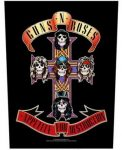 GUNS N' ROSES: Appetite For D. (hátfelvarró / backpatch)