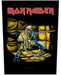 IRON MAIDEN: Piece Of Mind (hátfelvarró / backpatch)